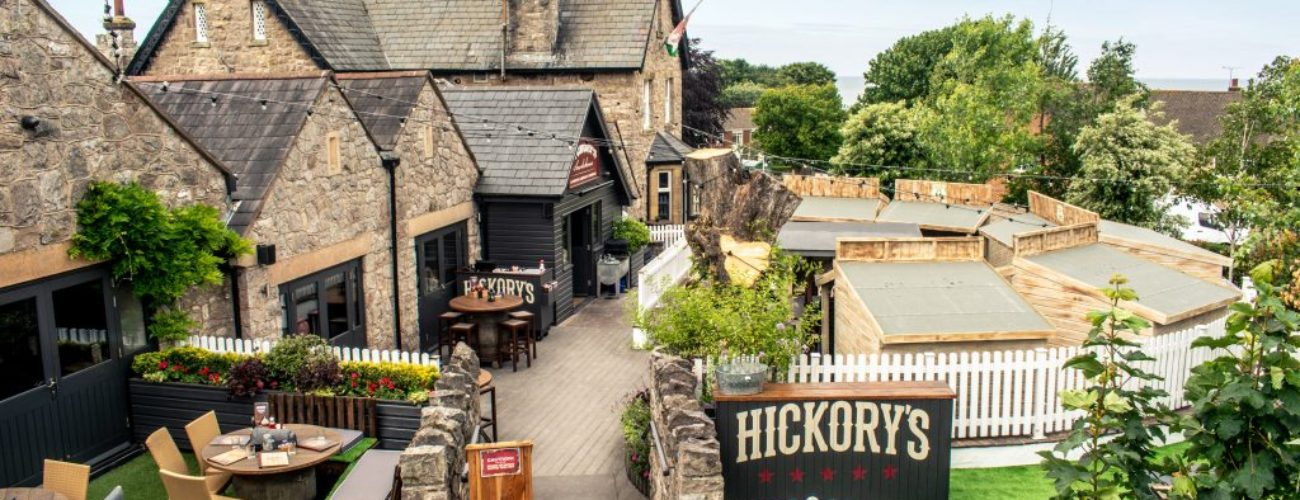 Hickory's Smokehouse Rhos On Sea
