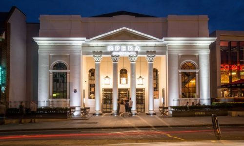 Opera Grill from Individual Restaurants