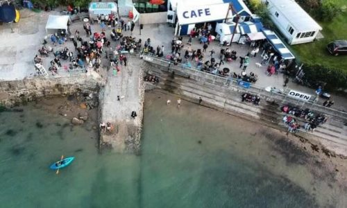 Mickey's Boat Yard & Beach Cafe Abersoch