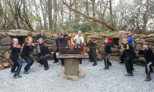 Dragon Raiders Activity Adventure Centre & Bear Grylls Survival Academy