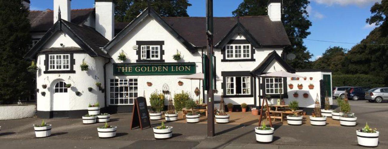 The Golden Lion Rossett