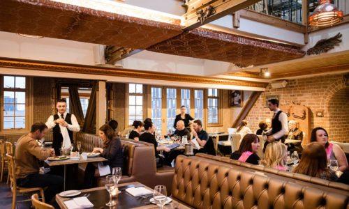 The Carpathia Champagne Bar & Restaurant