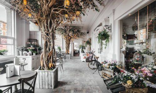 The Florist Restaurant & Bar, Liverpool