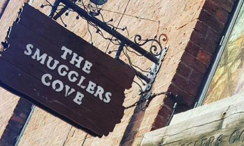 The Smuggler's Cove, Liverpool