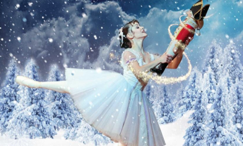 The Russian State Ballet and Opera House presents Nutcracker @ Venue Cymru