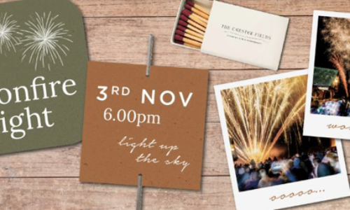 Bonfire Night and Fireworks Spectacular