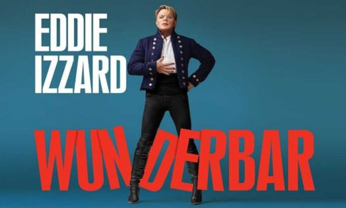 Eddie Izzard @ Liverpool Empire