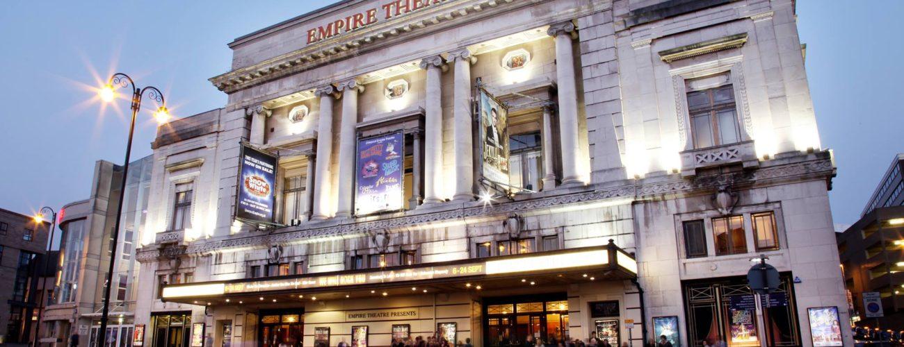 The Liverpool Empire Theatre