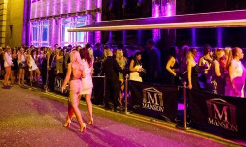 Mansion Club, Liverpool