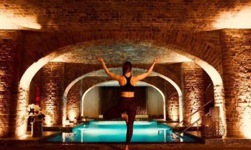 Maya Blue Wellness at Titanic Hotel, Liverpool