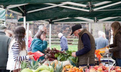 Nantwich Farmer's Market
