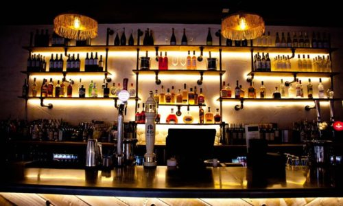 The Refinery Kitchen & Bar, Liverpool