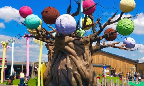 The Ice-cream Farm