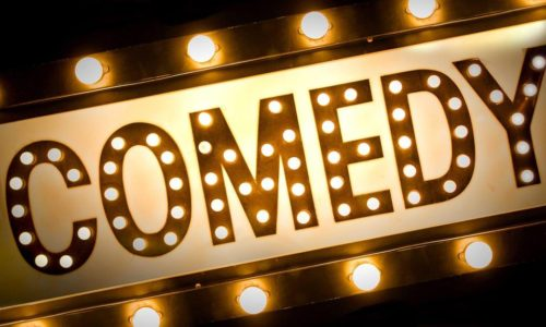 An Evening of Comedy (Sold Out) New dates to be announced soon
