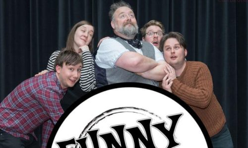Funny Looking Kids Comedy Club