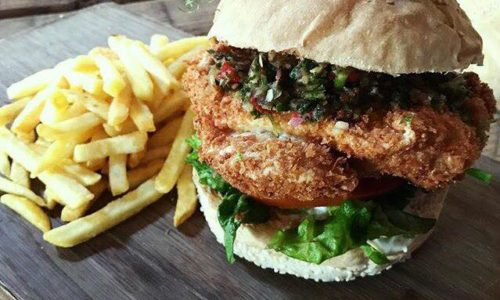 Enjoy the perfect combo every weekday – Burger & Bev for £10