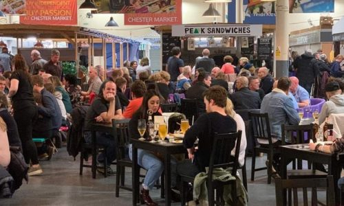 Chester Market – Saturday Social til late