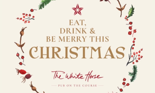 Christmas Parties at the White Horse at Chester racecourse