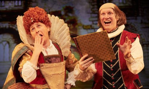 Two week countdown until Horrible histories heads to Storyhouse with double bill