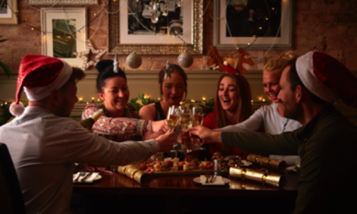 Christmas Parties at Duttons