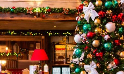Christmas Menu at Hickory's!