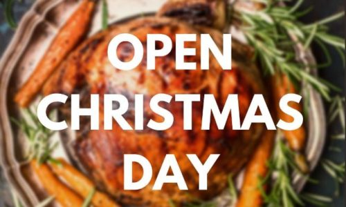 Christmas Day @ Olive Tree Brasserie