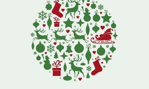 Christmas Party Menu at Ring O'Bells