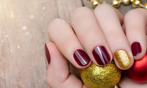 Get Christmas Party Ready with great Nails offer