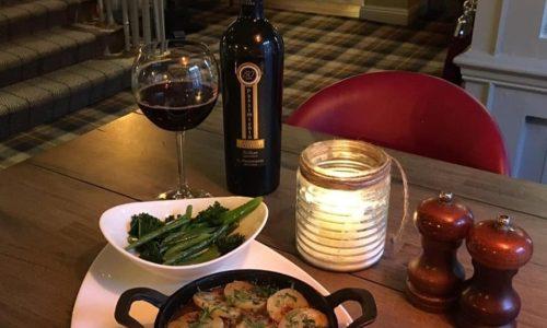 Winter casserole offer at The Swan Tarporley