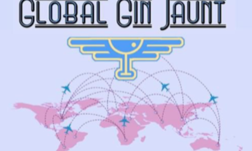 Global Gin Jaunt with Exotic Booze Club