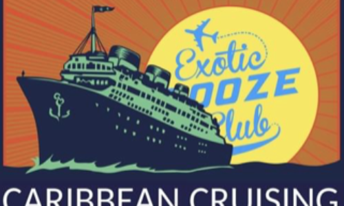 Caribbean Cruising with Exotic Booze Club