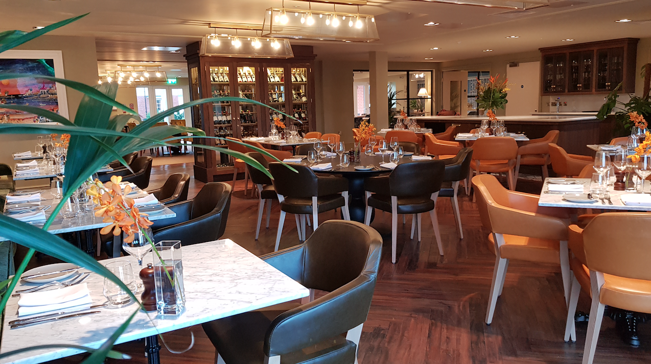 The Dining Room, Tattenhall