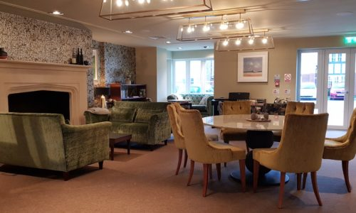 Complimentary fizz for WLGT Diners at new venue