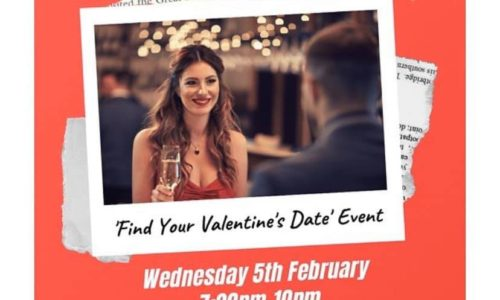 Looking for Love? Find yourself a Valentine's Date …
