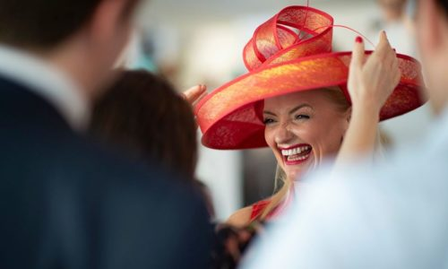 Dress to Impress – for Ladies Day & Puissance