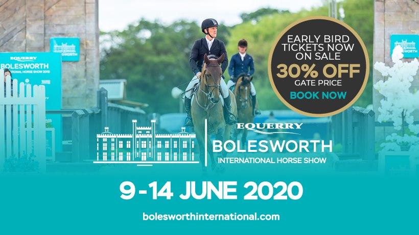 Equerry Bolesworth International Horse Show