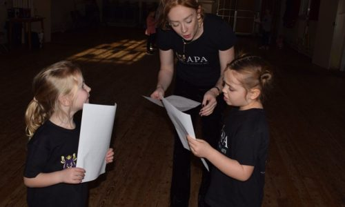 Pay It Forward Chester – with lessons in the Performing Arts