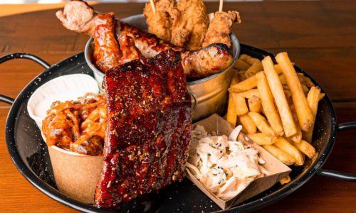 Hickory's Smokehouse Chester