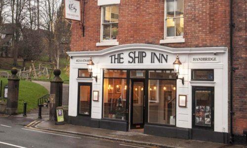 50% off food on Mondays at The Ship Inn!