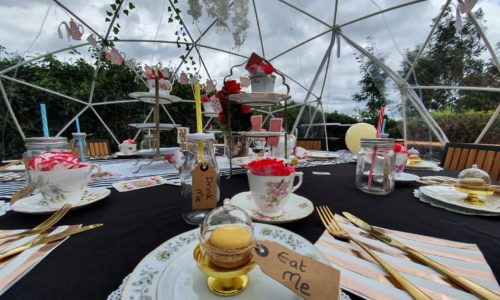 Mad Hatters Tea Party at The Black Dog!