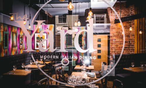 Amazing value an amazing food lunchtimes at The Yard