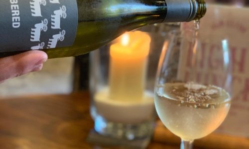 Wine Wednesday at The Goshawk
