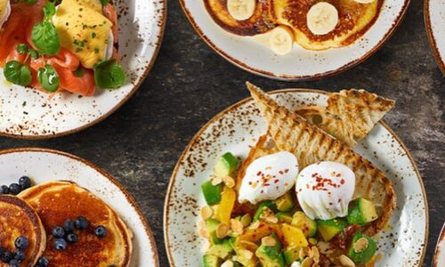 The Ultimate Bottomless Brunch launches at Opera Grill 🥞🥂